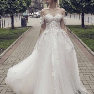 Dresses & Skirts - Designer Wedding Gown